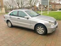 2002 Mercedes C220 cdi classic se a automatic full service history clean car