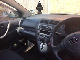 AUTOMATIC Honda Civic 1.6 Petrol