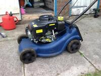 Challenge Petrol Lawnmower - Delivery Available