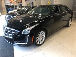 2014 Cadillac CTS 2.0LTurbo *CUIR*BANCS/VOLANT CHAUFF*MAGS*
