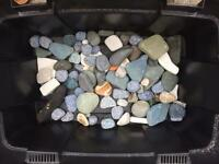 40kg of Fish safe stones and pebbles £20 ono