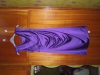 Purple bridesmaid/ Prom dress