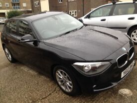 BMW 1 Series Hatchback 2013 1.6 116d EfficientDynamics Sports Hatch 5dr (start/stop)