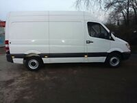 MERCEDES SPRINTER 311CDI MWB YEAR 2009 IN VGC IN AND OUT