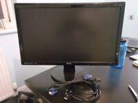 Benq gl2450 LED Monitor £40