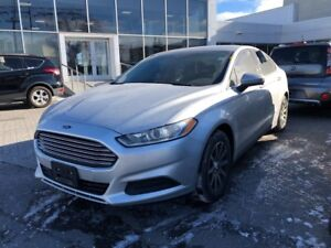 2014 Ford Fusion S ONLY 49,000 KMS-AUTO-AIR