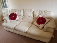 For sale sofa and armchair