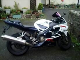 Honda cbr 600f sport 2003