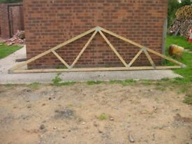 Roof Trusses - Perfect for Home Extension etc.
