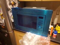 Brand new intergrated microwave