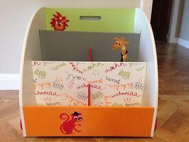 Vertbaudet Wooden Children's Bookcase book shelves
