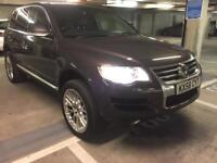 2009 volkswagen touareg 3.0 tdi new shape immaculate low miles cheapest in the market best condituon