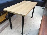 Tidy little Ikea desk