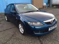 (57) Mazda ts 1.8 , mot - February 2018 ,service history,2 owners,accord,focus,astra,vectra,avensis