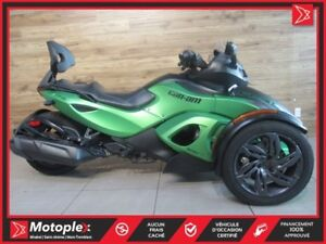 2013 Can-Am Spyder RS-S SE5 60$/SEMAINE