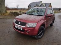 Excellent Condition Suzuki Grand Vitara 4x4 56 Reg