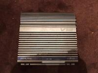 Alpine 2 channel old school amplifier