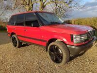Range Rover 1996 P38 4.6 V8 HSE. Only 57000 miles.***