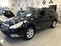 2012 Subaru Outback 2.5i CRUISE/FOGS/MAGS/SIEGES CHAUFFANTS ET +