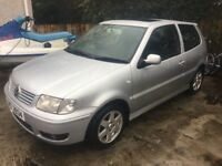 Vw Polo 1.4tdi SE one owner car in great condition