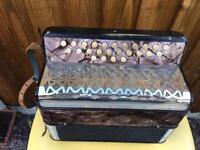 Hohner liliput accordion