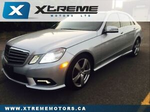 2011 Mercedes-Benz E-Class 350/ Panoramic Roof/ Navigation/ Back