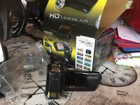 YASHICA EUROPE HD VIDEOCAM MODEL HD-348 A