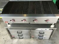 NEW GAS WATER KEBAB BBQ PERI PERI CHICKEN GRILL CATERING COMMERCIAL FAST FOOD TAKE AWAY SHOP