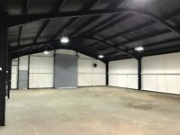 Refurbished Industrial unit Birkenhead