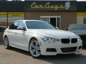 2014 BMW 335i xDrive M Performance Pkg 326HP Red Seats, Nav, Cam