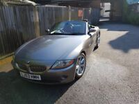 BMW Z4 Convertible Sports car 2003 AUTO - GREAT CONDITION !