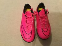 Boys football trainers. Size 4. Lovely condition. 3G pitch etc.