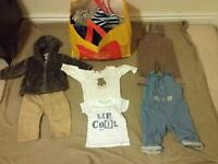 Baby boy clothes 6-9 months