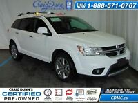 2012 Dodge Journey R/T All Wheel Drive Heated Leather Manitoba T
