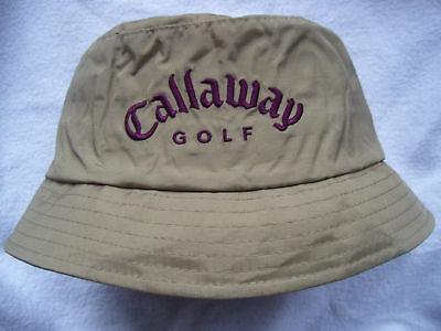 Callaway Golfmütze Hut  Mütze Golf  Größe L Damen