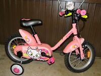 Girl B'twin Bicycle