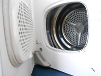 Zanussi TC 180 compact 3.4kg CONDENSER tumble dryer for small flat