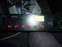Radio Shack 100 Watt PA Amplifier. MPA101