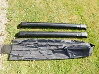 Genuine Land Rover Roof Bars Part Number VUB503330
