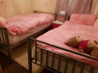2 single beds/ bunk beds