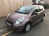 VERY LOW MILEAGE,HPI CLEAR,2010 SUZUKI ALTO 1.0,PETROL,50000 MILES,FULL SERVICE JUST BEEN DONE