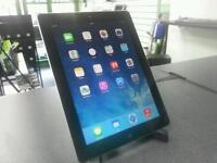 Apple Ipad 4th Generation 32GB Black WiFi Smart Case Included Very Good Condition