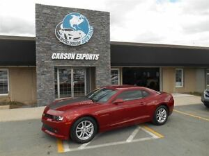 2014 Chevrolet Camaro V6! AUTO!  FINANCING AVAILABLE!