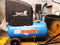 2 New Air Compressors, Including a Silent Air Compressor