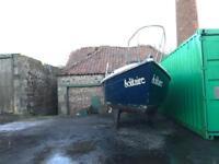 22ft Snapdragon Bilge Keel Yacht (Swap/offers)