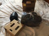 Nikon lens 24-70 2.8 like new