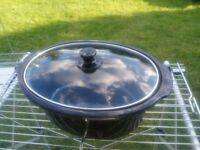 5L James Martin crock pot and lid (spares)