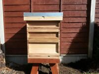 Brand new fully assembled National Bee Hive