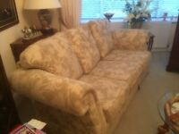 3 and 2 seater sofas settees