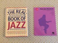 Jazz Music Books various